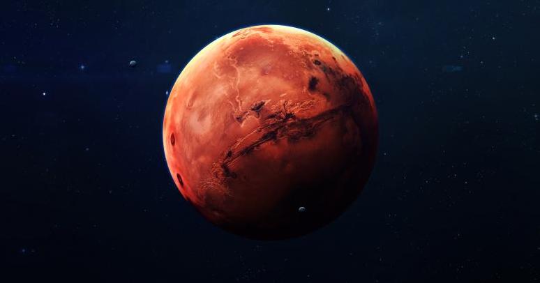 """Marte – """"Un loc foarte rece, dar cu aerul subțiat, deci intensitatea frigului nu va fi la fel de înțepătoare cum s-ar putea simți la temperatura respectiva pe Pământ"""" spune Tyson"""